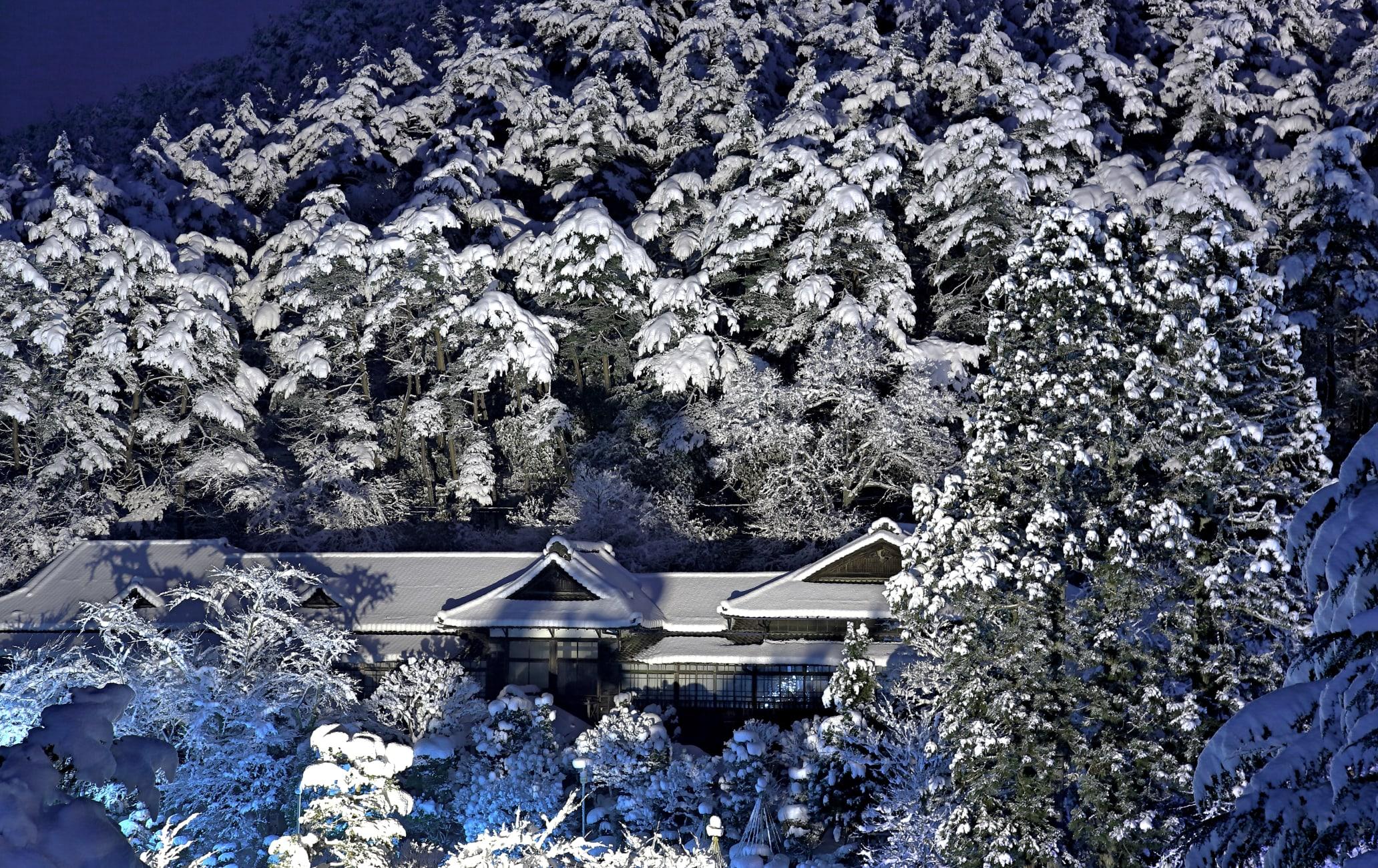Hanamaki-onsen Hot Spring
