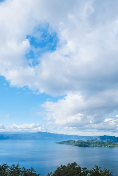 Seasonal Highlights lake towada-ko area