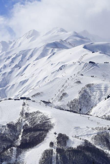 Seasonal Highlights Hakuba Ski Resorts