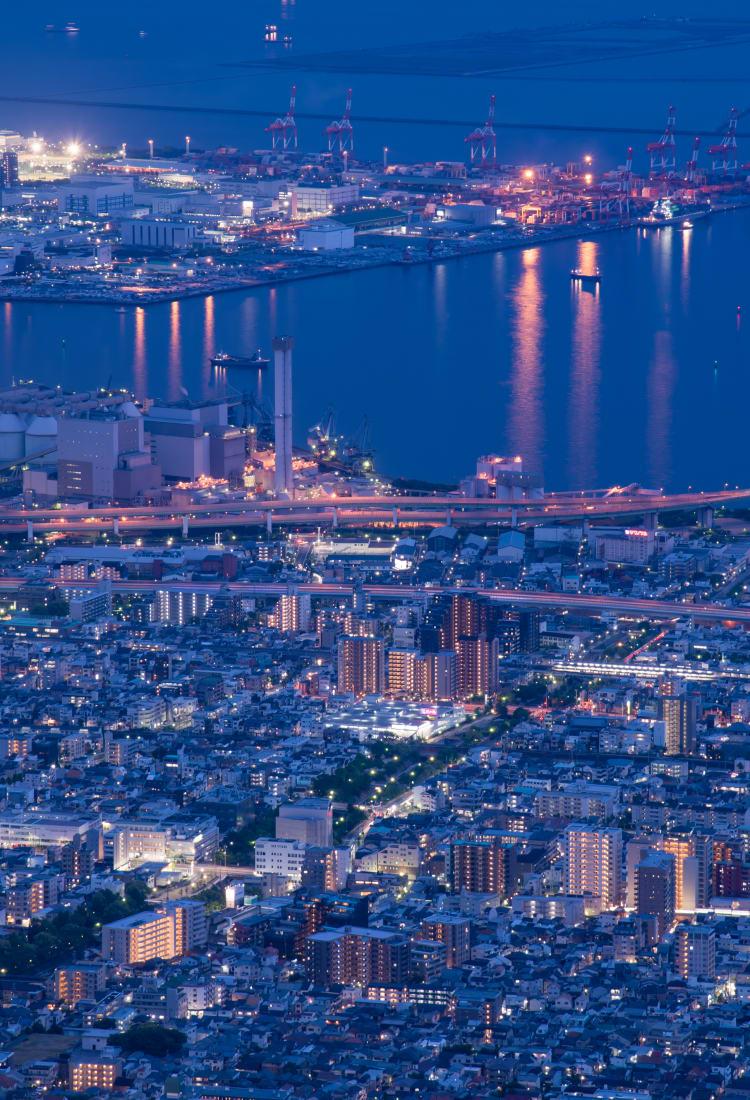 Kobe Bay Area