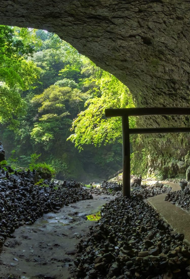 Amano-iwato Shrine