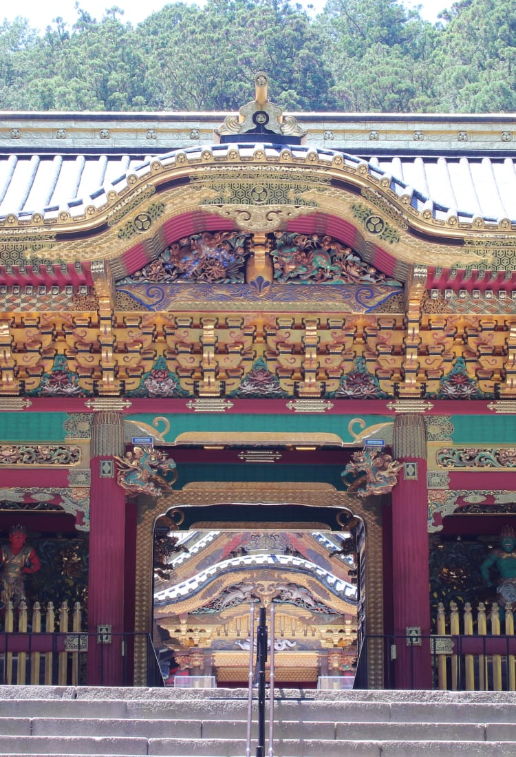 the shrines and temples of nikko