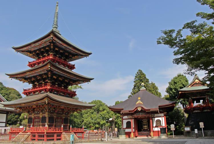 Shinsho-ji Temple