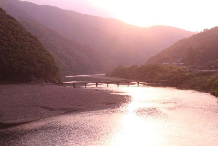 Shimanto River