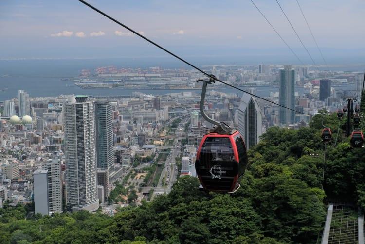 Shin-Kobe Ropeway