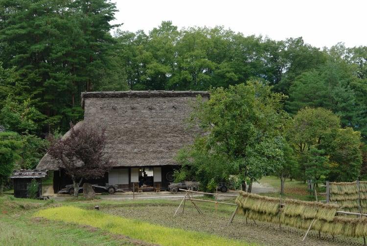 Hida no Sato Folk Village