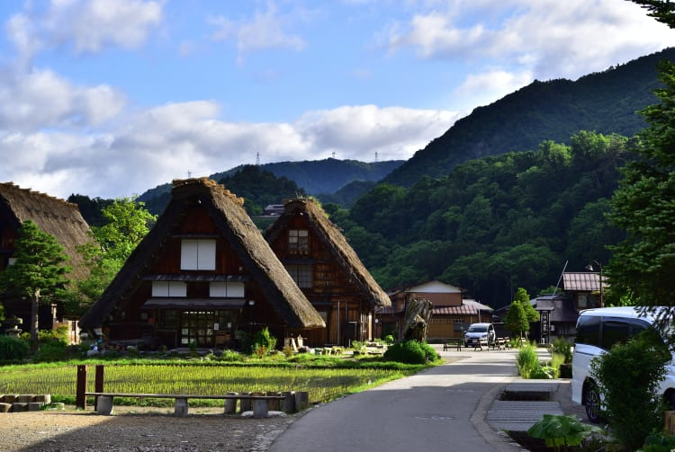 Shirakawa-go Area