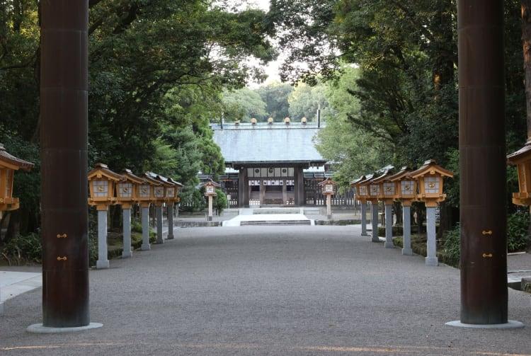 Miyazaki-jingu Shrine