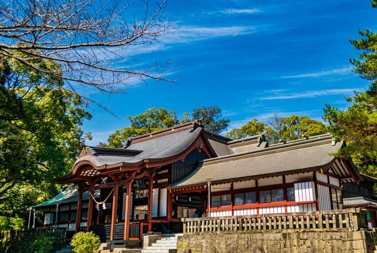 Kagoshima-jingu Shrine