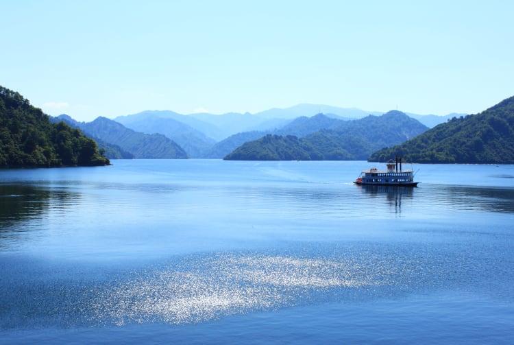 Lake Okutadami Pleasure Cruise