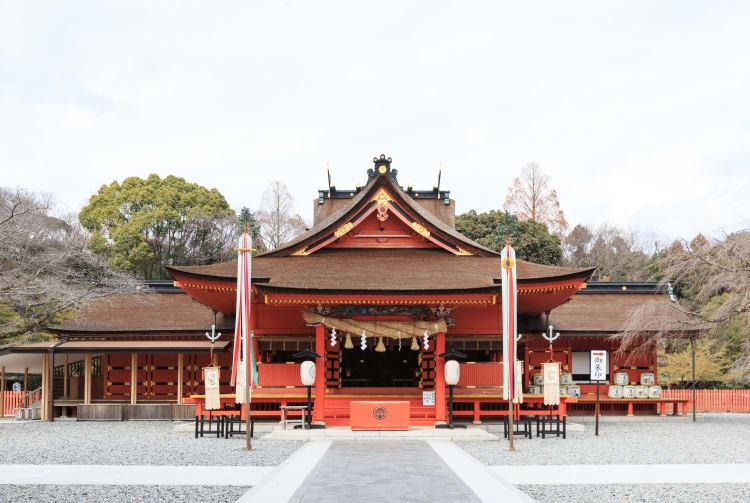 Fujisan-Hongu Sengen-taisha Grand Shrine