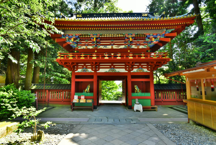 Kuno-zan Tosho-gu Shrine