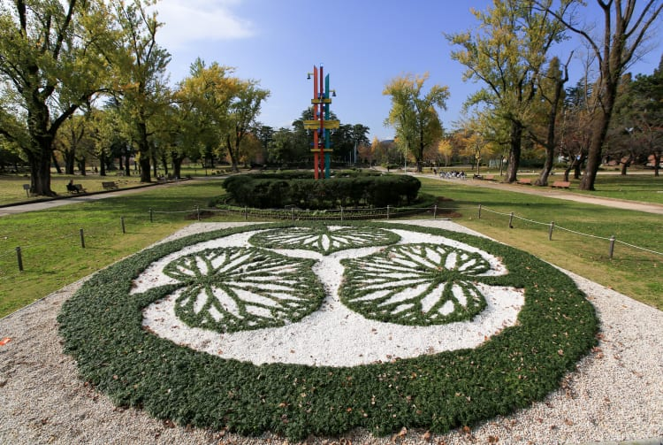 Sunpu Castle Park