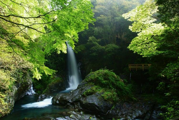 Kawazu Seven Waterfalls