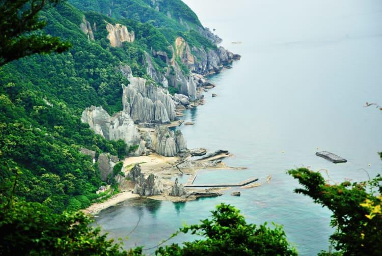 Shimokita-hanto Area