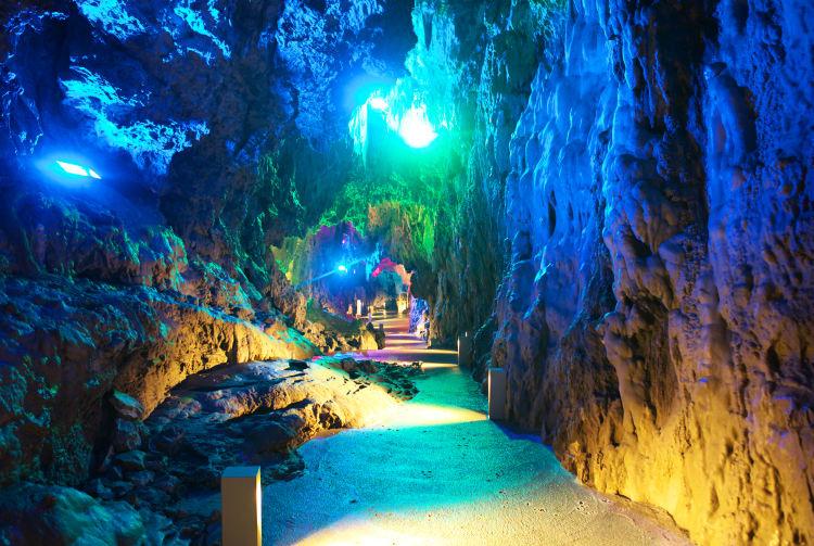 Ryusen-do Cave