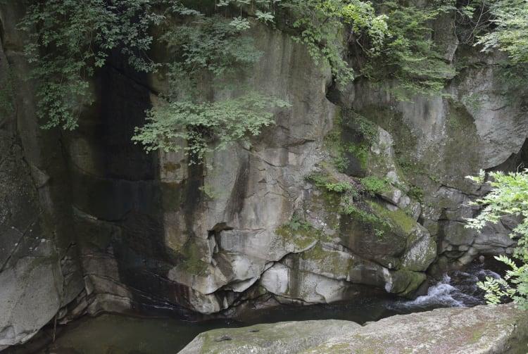 Akiu-onsen Hot Spring
