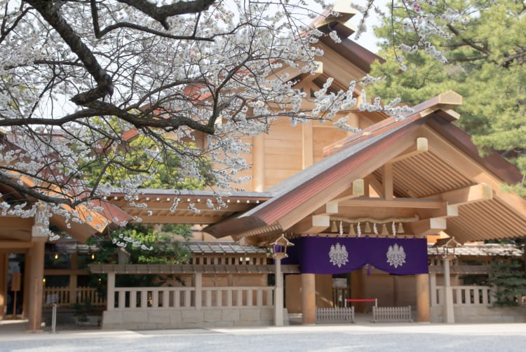 atsuta-jingu shrine