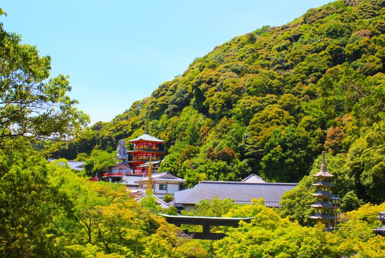 Mt. Shigi-san Area