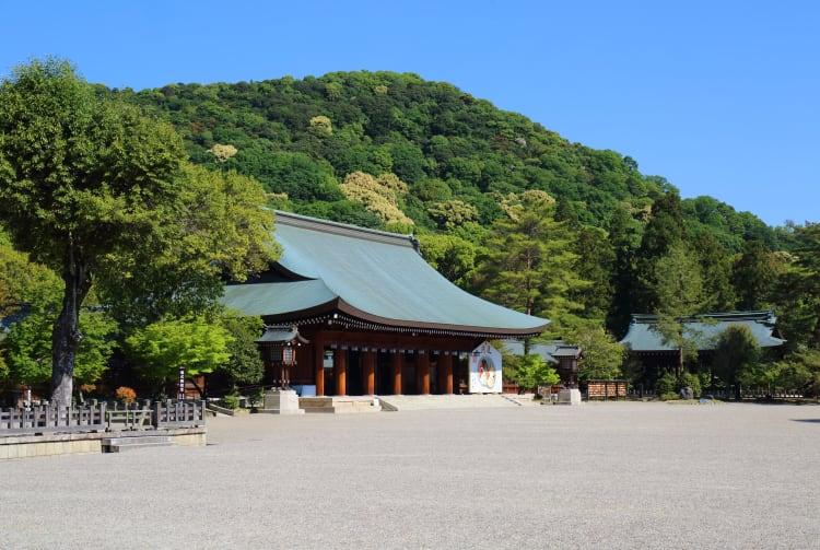 Kashihara Jingu Shrine