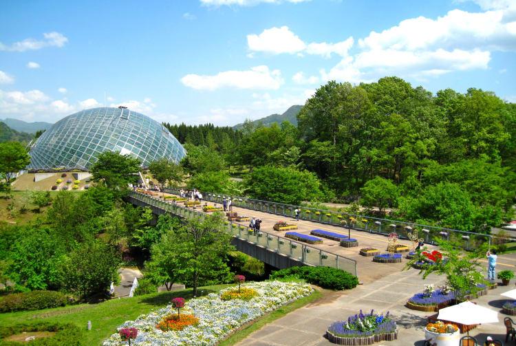 Tottori Hanakairo Flower Park
