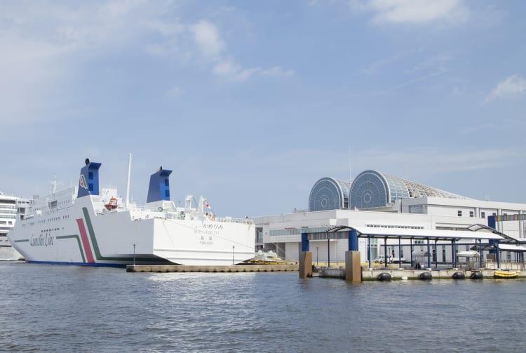 Hakata Port International Terminal