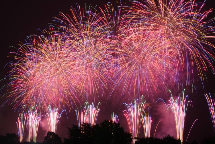Kachimai Fireworks