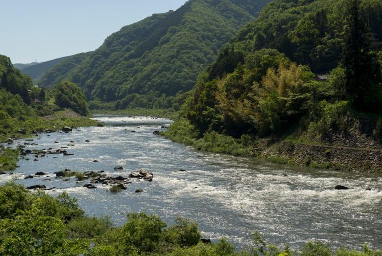 Gonokawa River
