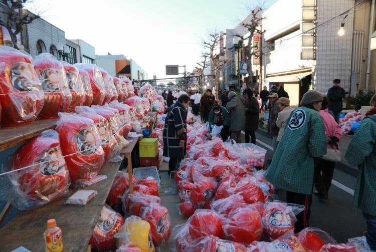 Hatsuichi Matsuri First Market Festival