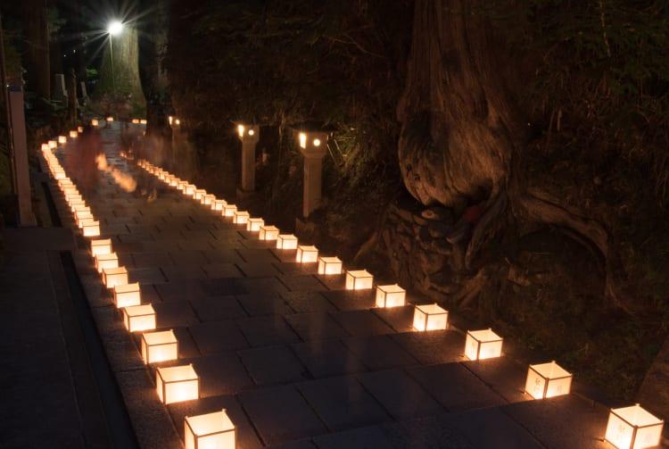 Koyasan Candle Festival
