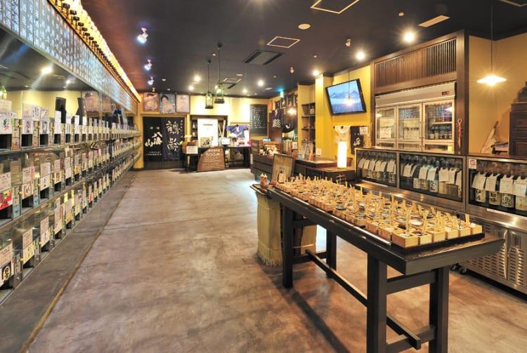 Ponshukan Sake Museum