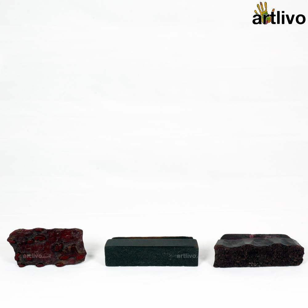 VINTAGE Assorted Wooden Printing Block