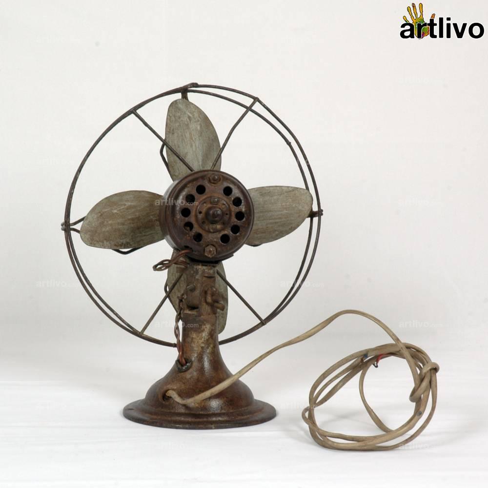 VINTAGE Sigma Brand Table Fan