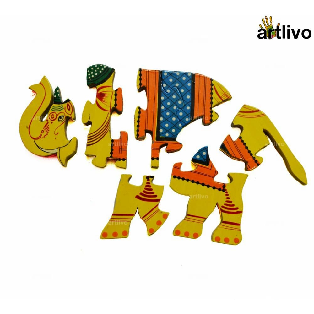 POPART Jigsaw - Exquisite Elephant