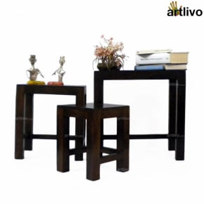 MERLOT Milan Nested Table Set