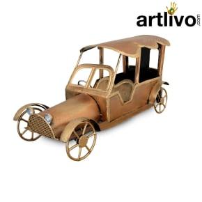 Artistic Vintage Car