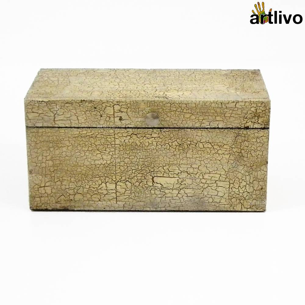 Crackle Style Bangle Box