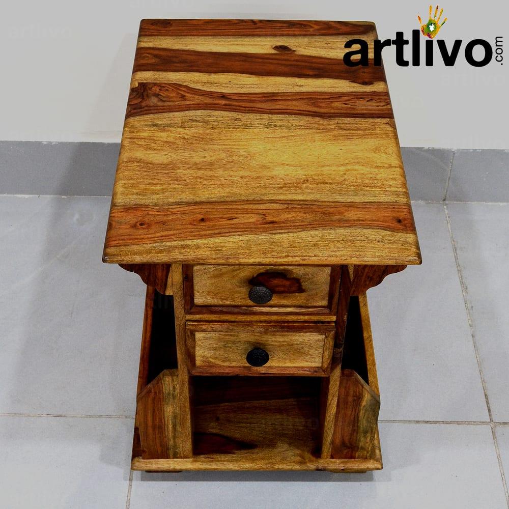 Honey Dew Side Table