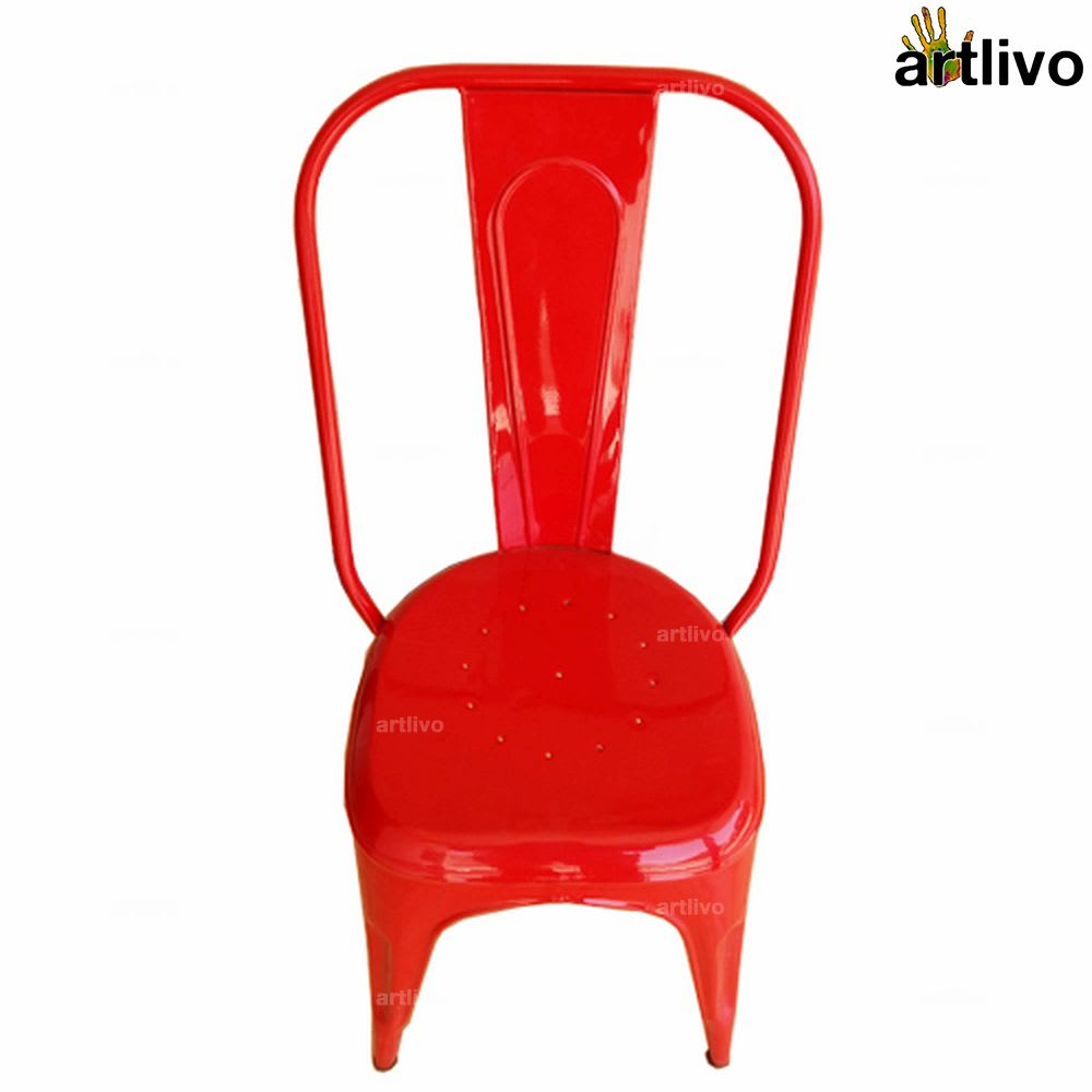 POPART French Red Long Chair