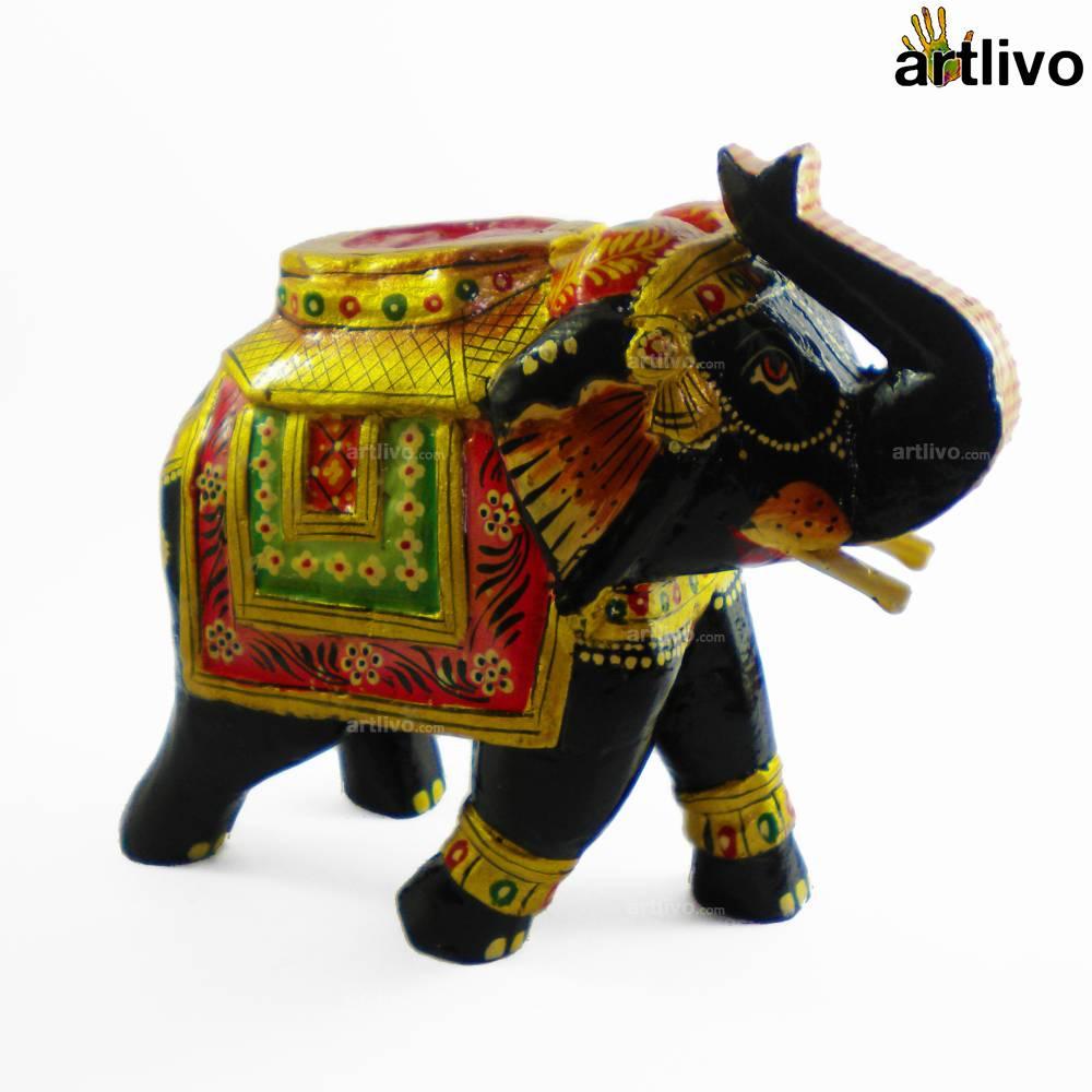 EMBOSSED Mughal Elephant
