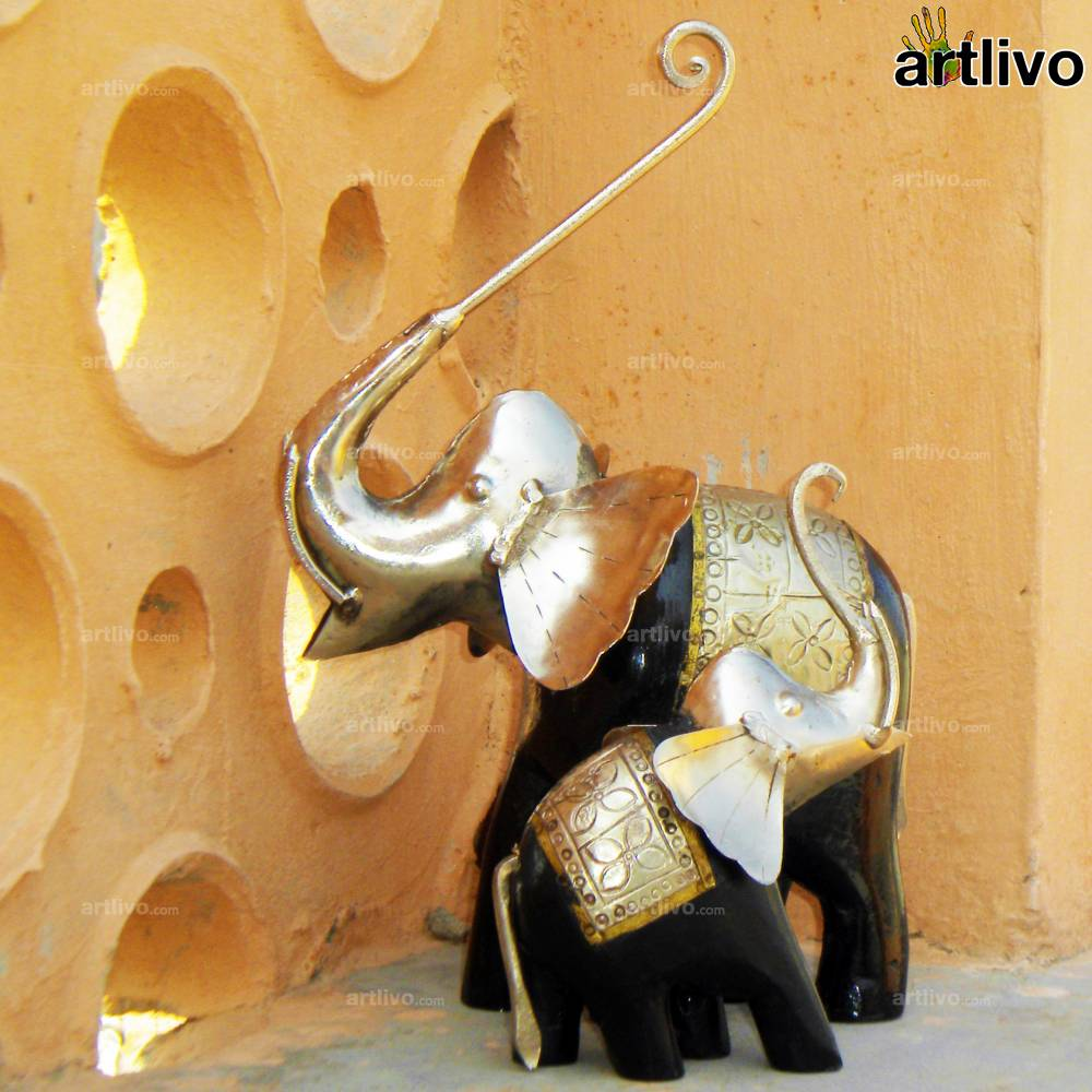 FUSION Spiral Trunk Elephant