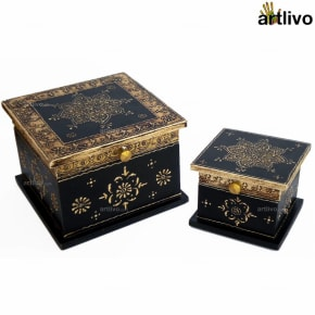 EMBOSSED Floral Motifs Box Set