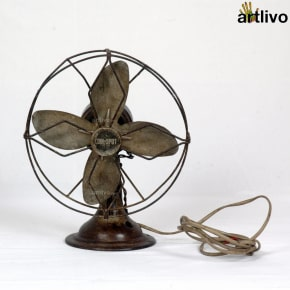 VINTAGE Sigma Brand Table Fan