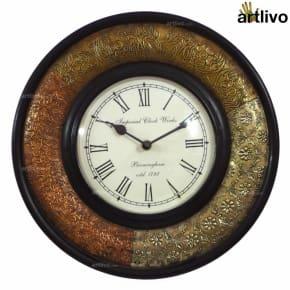 """FUSION Wall Clock 12"""""""