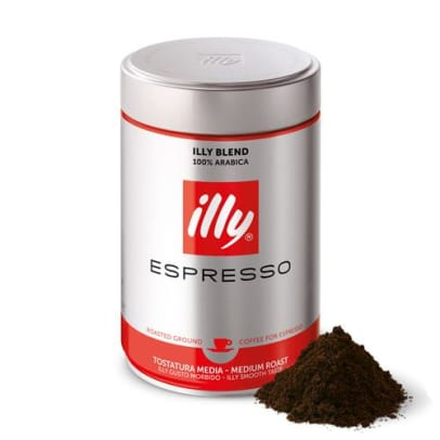 illy Espresso Medium Roast malt kaffe