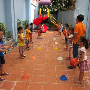 Trường Mầm non Quốc tế O'Hana (O'Hana Preschool)