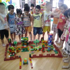 Trường Mầm Non Sơn Ca Định Công