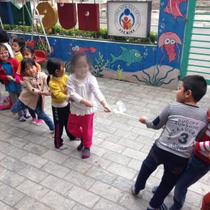 Trường mầm non chất lượng cao Huệ Minh