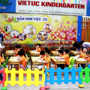 Trường mầm non Việt Úc ( Viet Uc Kinder Garten)