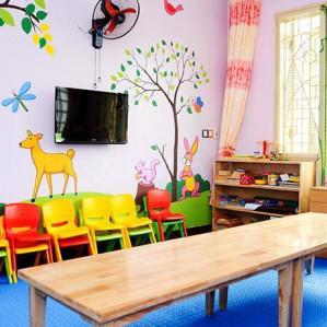 Trường Mầm non thực nghiệm Hà Nội Tokyo (Hato Practical Kindergarten)